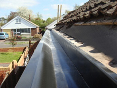 Gutter Lining Replacement