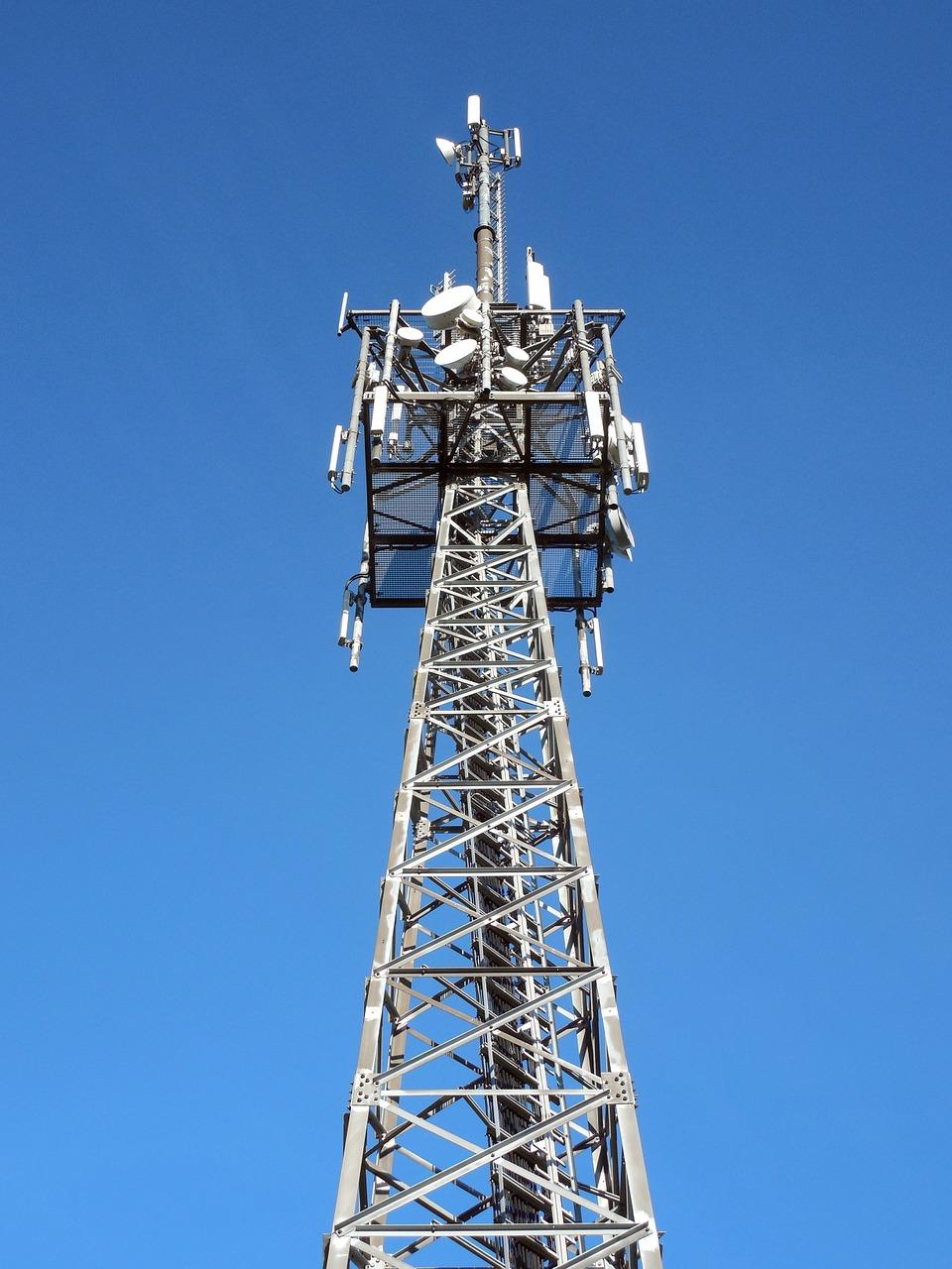 Mast Towers & Overhead Lines