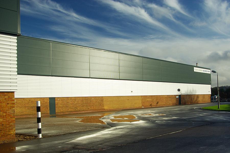 Fleets Corner Business Park, Poole
