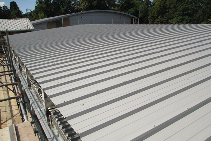 Flat Pitch Roofing