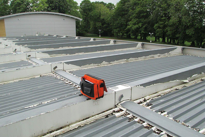 Flat to Pitch Roofing